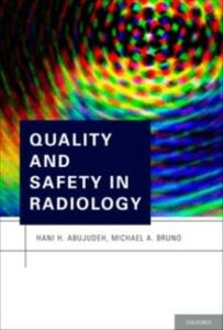Ebook in inglese Quality and Safety in Radiology -, -