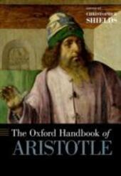 Oxford Handbook of Aristotle