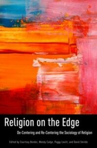 Ebook in inglese Religion on the Edge: De-centering and Re-centering the Sociology of Religion