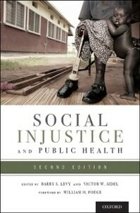 Ebook in inglese Social Injustice and Public Health -, -