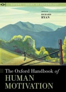 Ebook in inglese Oxford Handbook of Human Motivation