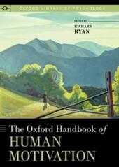 Oxford Handbook of Human Motivation