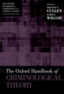 Ebook in inglese Oxford Handbook of Criminological Theory