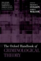Oxford Handbook of Criminological Theory