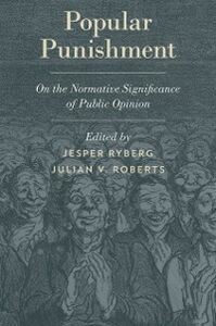 Ebook in inglese Popular Punishment: On the Normative Significance of Public Opinion -, -