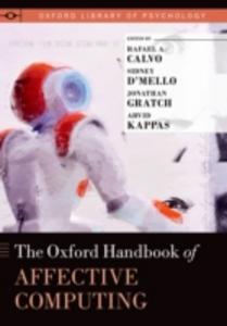 Ebook in inglese Oxford Handbook of Affective Computing -, -