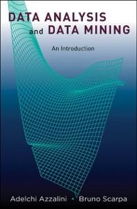 Ebook in inglese Data Analysis and Data Mining: An Introduction Azzalini, Adelchi , Scarpa, Bruno