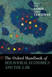 Oxford Handbook of Behavioral Economics and the Law