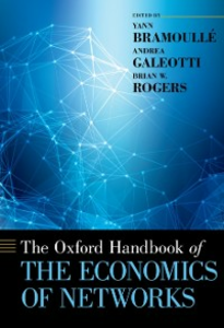 Ebook in inglese Oxford Handbook of the Economics of Networks -, -
