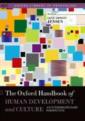 Oxford Handbook of Human Development and Culture: An Interdisciplinary Perspective