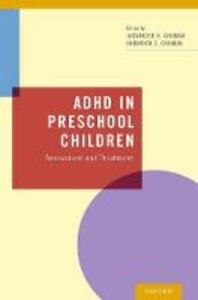 ADHD in Preschool Children: Assessment and Treatment - Jaswinder Ghuman,Hariwinder Ghuman - cover