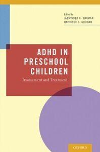 Foto Cover di ADHD in Preschool Children: Assessment and Treatment, Ebook inglese di  edito da Oxford University Press