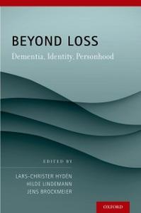 Ebook in inglese Beyond Loss: Dementia, Identity, Personhood -, -