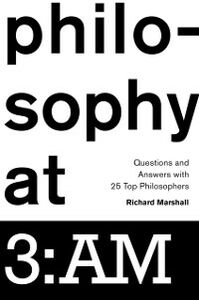 Foto Cover di Philosophy at 3:AM: Questions and Answers with 25 Top Philosophers, Ebook inglese di Richard Marshall, edito da Oxford University Press