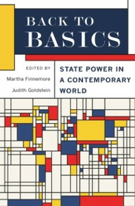 Ebook in inglese Back to Basics: State Power in a Contemporary World -, -