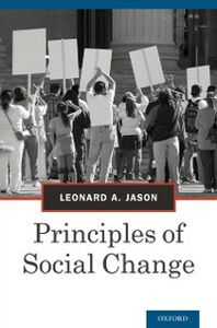 Ebook in inglese Principles of Social Change Jason, Leonard A.