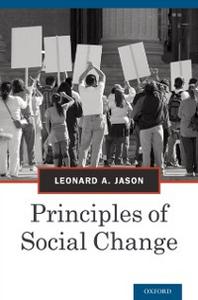 Ebook in inglese Principles of Social Change Jason, Leonard A.
