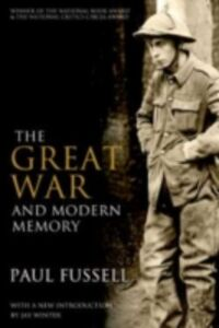 Ebook in inglese Great War and Modern Memory Fussell, Paul