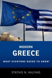 Ebook in inglese Modern Greece: What Everyone Needs to KnowRG Kalyvas, Stathis
