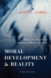 Ebook in inglese Moral Development and Reality: Beyond the Theories of Kohlberg, Hoffman, and Haidt Gibbs, John C.