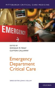 Ebook in inglese Emergency Department Critical Care Callaway, Clifton , Yealy, Donald M.