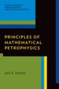 Ebook in inglese Principles of Mathematical Petrophysics Doveton, John H.