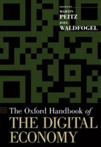 Ebook in inglese Oxford Handbook of the Digital Economy