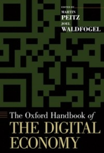 Ebook in inglese Oxford Handbook of the Digital Economy -, -