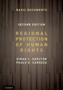 Ebook in inglese Regional Protection of Human Rights Pack: Pack Carozza, Paolo G. , Shelton, Dinah
