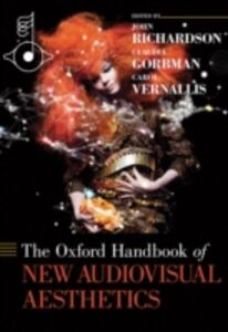 Foto Cover di Oxford Handbook of New Audiovisual Aesthetics, Ebook inglese di  edito da Oxford University Press