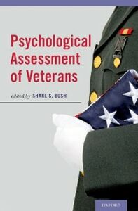 Foto Cover di Psychological Assessment of Veterans, Ebook inglese di  edito da Oxford University Press