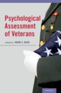 Ebook in inglese Psychological Assessment of Veterans -, -