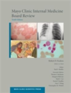Ebook in inglese Mayo Clinic Internal Medicine Board Review