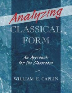 Ebook in inglese Analyzing Classical Form: An Approach for the Classroom Caplin, William E.