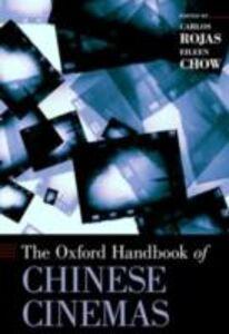 Ebook in inglese Oxford Handbook of Chinese Cinemas -, -