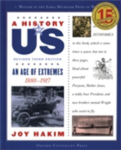 Foto Cover di History of US: An Age of Extremes: 1880-1917 A History of US Book Eight, Ebook inglese di Joy Hakim, edito da Oxford University Press