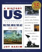 History of US: War, Peace, and All That Jazz: 1918-1945 A History of US Book Nine