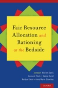 Ebook in inglese Fair Resource Allocation and Rationing at the Bedside -, -