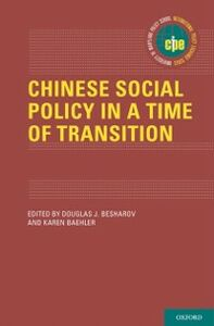 Ebook in inglese Chinese Social Policy in a Time of Transition