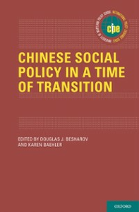 Ebook in inglese Chinese Social Policy in a Time of Transition -, -