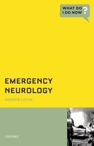 Ebook in inglese Emergency Neurology Levin, Morris