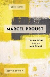 Ebook in inglese Marcel Proust: The Fictions of Life and of Art Bersani, Leo