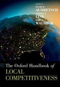 Ebook in inglese Oxford Handbook of Local Competitiveness -, -