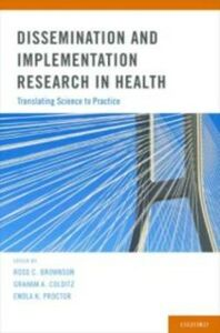 Ebook in inglese Dissemination and Implementation Research in Health: Translating Science to Practice
