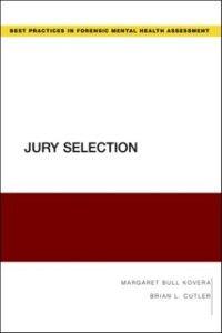 Ebook in inglese Jury Selection Bull Kovera, Margaret , Cutler, Brian L.