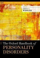 Oxford Handbook of Personality Disorders