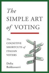 Simple Art of Voting: The Cognitive Shortcuts of Italian Voters