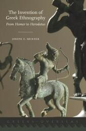 Invention of Greek Ethnography: From Homer to Herodotus