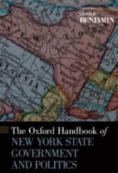 Oxford Handbook of New York State Government and Politics