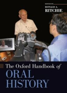 Ebook in inglese Oxford Handbook of Oral History
